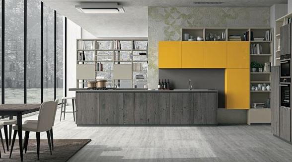 """Кухня """"Oltre"""""""