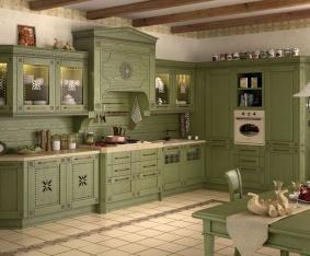 """Кухня """"Флореале верде"""""""