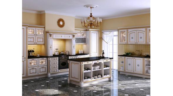 "Кухня ""Афина Аргента"""